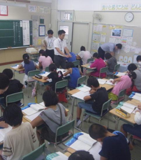 国語科研修授業