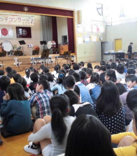 芝富士っ子コンサート