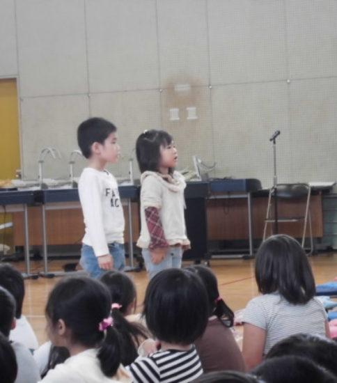 芝富士っ子コンサート 2年生