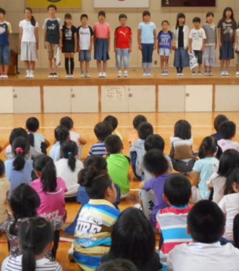 6月21日(水) 児童集会