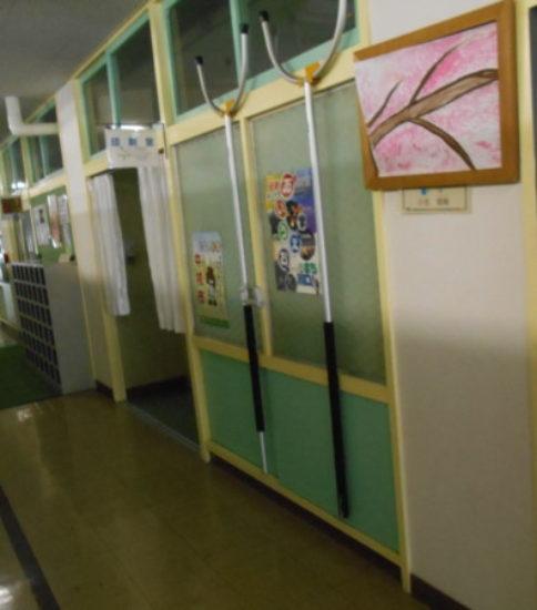 9月26日 学校訪問