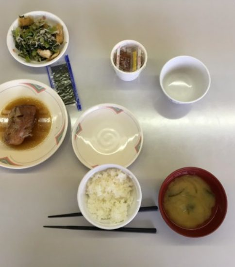 【速報⑫】大貫2017~2日目の朝食です❗️