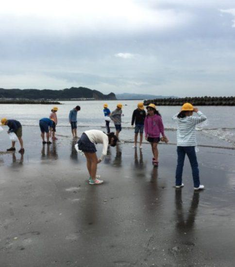【速報⑮】大貫2017~浜の散策は楽しいな❗️
