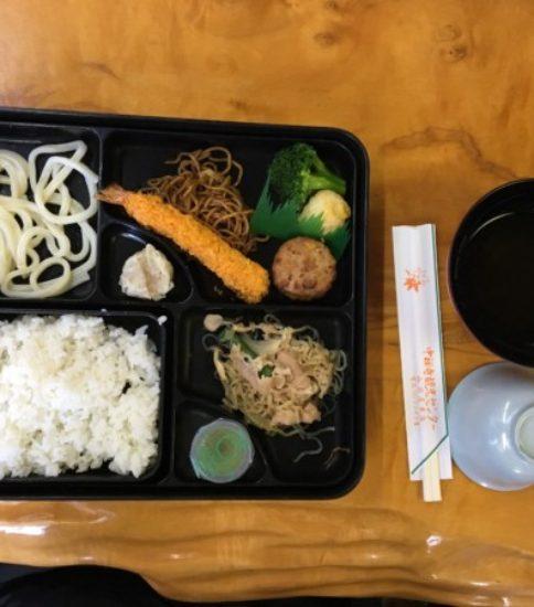 お昼ごはんです!