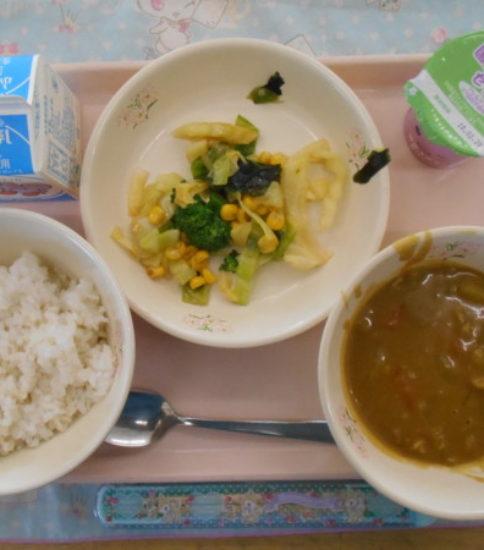 今日の給食【2月14日(水)】