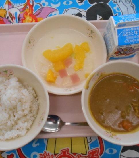 今日の給食【6月20日(水)】