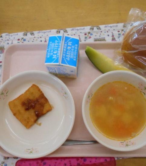 今日の給食【6月29日(金)】