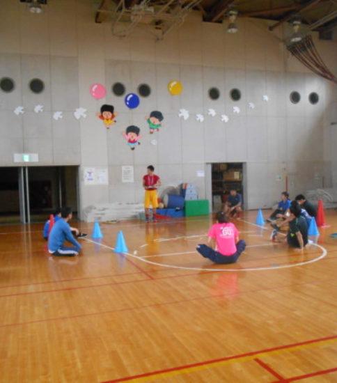 体育実技伝達及び体力向上研修