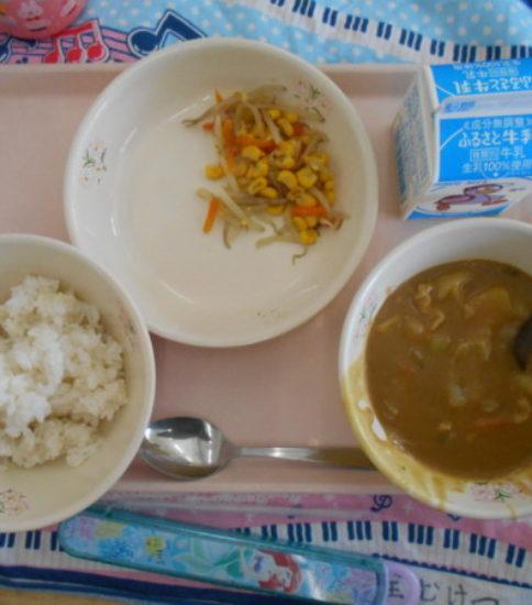 今日の給食【9月5日(水)】