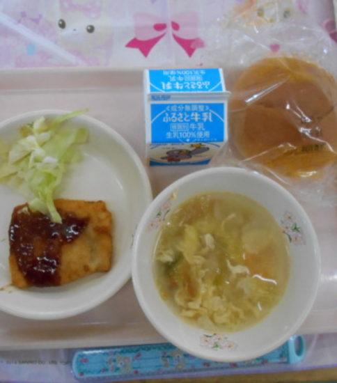 今日の給食【9月7日(金)】