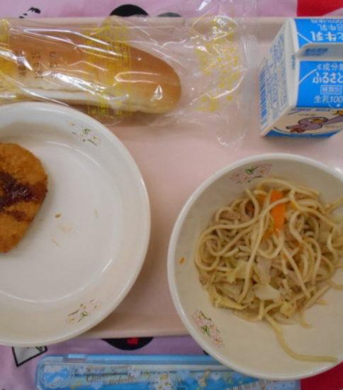今日の給食【9月14日(金)】