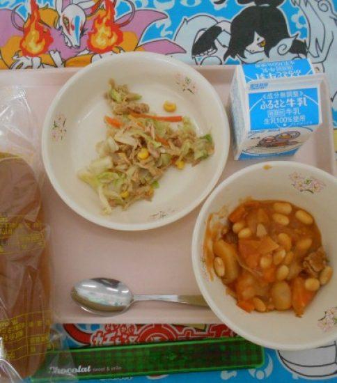 今日の給食【11月2日(金)】