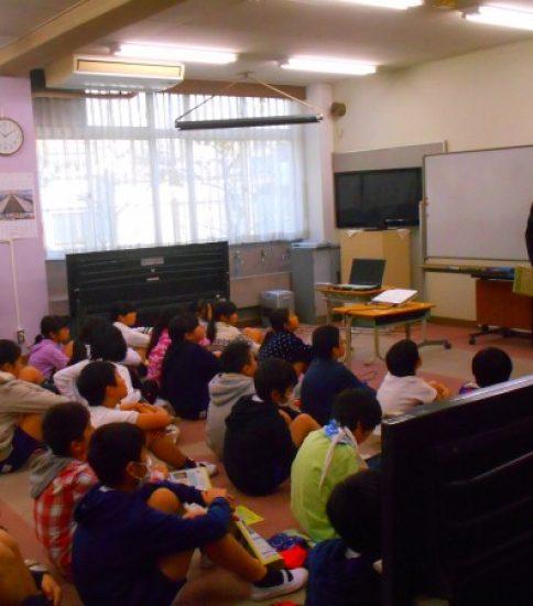 6年 租税教室