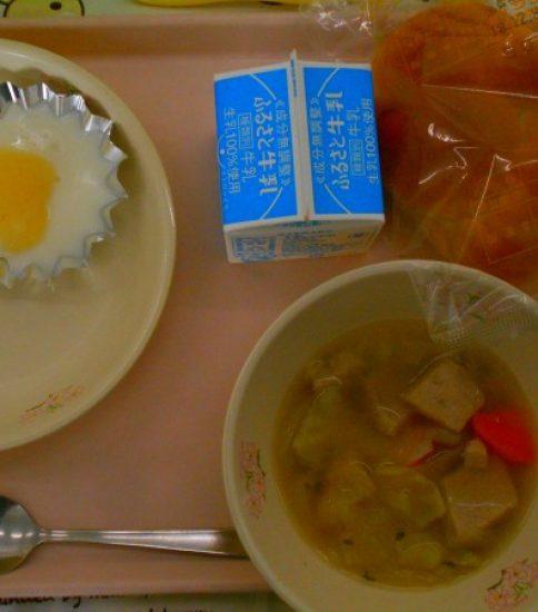 今日の給食【12月7日(金)】