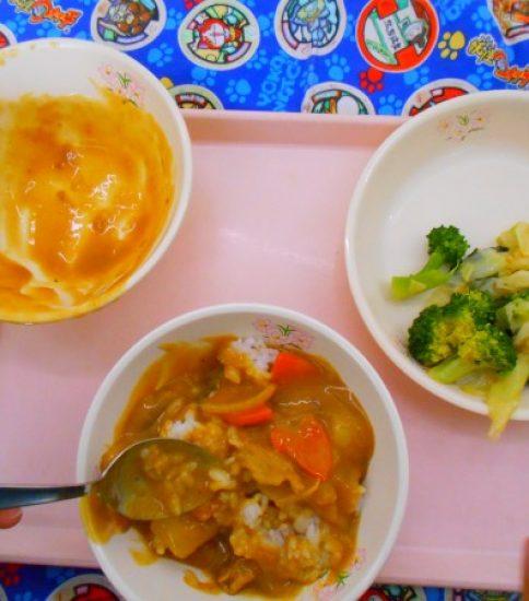今日の給食【12月10日(月)】