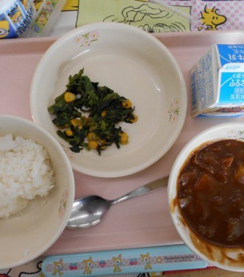 今日の給食【3月6日(水)】