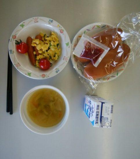 大貫海浜学園⑧ 朝食