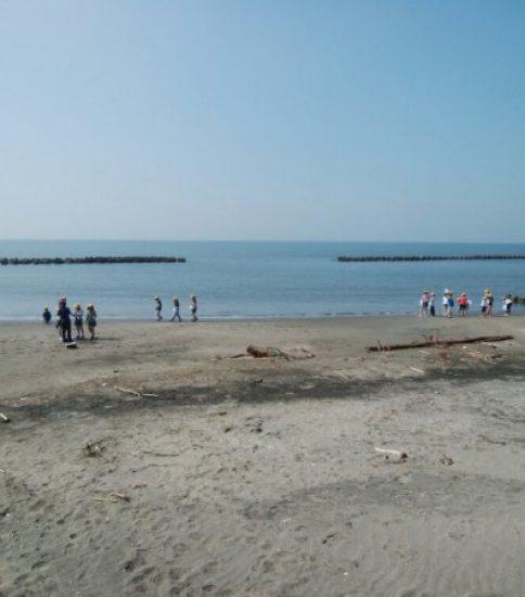 大貫海浜学園⑲ さよなら海よ