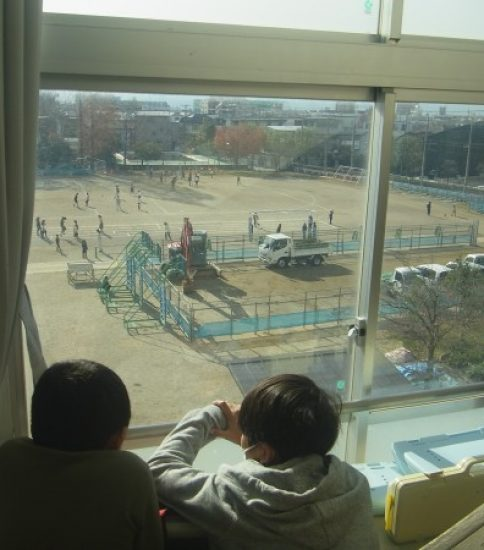 今日の芝富士(12月6日)
