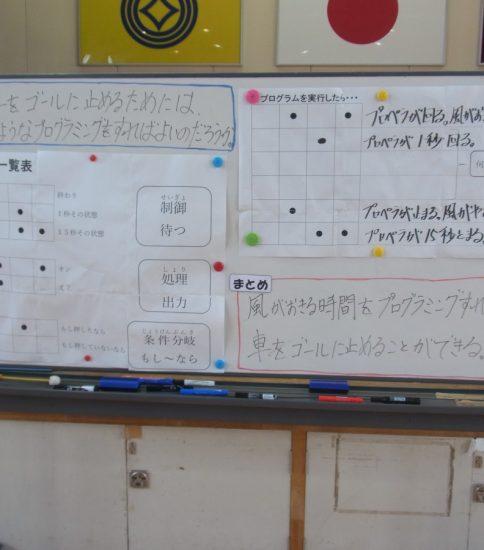 鉛筆プログラマを用いた研究授業